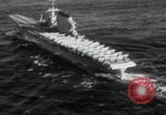 Image of American aircraft carrier South Pacific Ocean, 1937, second 11 stock footage video 65675029457