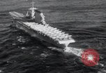 Image of American aircraft carrier South Pacific Ocean, 1937, second 12 stock footage video 65675029457