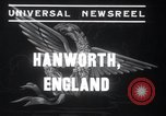 Image of Amelia Earhart Putnam Hanworth England, 1937, second 4 stock footage video 65675029458