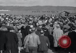 Image of Amelia Earhart record solo flight Oakland California USA, 1935, second 9 stock footage video 65675029459