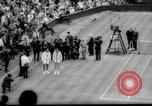 Image of Wimbledon Finals Wimbledon London England, 1964, second 9 stock footage video 65675029466
