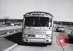 Image of Views from moving bus of Little Rock Arkansas Little Rock Arkansas USA, 1963, second 5 stock footage video 65675029476