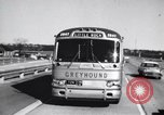 Image of Views from moving bus of Little Rock Arkansas Little Rock Arkansas USA, 1963, second 6 stock footage video 65675029476