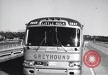 Image of Views from moving bus of Little Rock Arkansas Little Rock Arkansas USA, 1963, second 11 stock footage video 65675029476