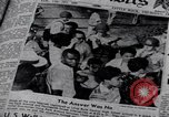 Image of Central High school 6 years after desegregation Little Rock Arkansas USA, 1963, second 2 stock footage video 65675029479