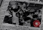 Image of Central High school 6 years after desegregation Little Rock Arkansas USA, 1963, second 3 stock footage video 65675029479
