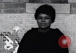 Image of Minnijean Brown of Little Rock Nine Little Rock Arkansas USA, 1963, second 2 stock footage video 65675029482