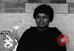 Image of Minnijean Brown of Little Rock Nine Little Rock Arkansas USA, 1963, second 3 stock footage video 65675029482