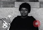 Image of Minnijean Brown of Little Rock Nine Little Rock Arkansas USA, 1963, second 4 stock footage video 65675029482