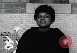 Image of Minnijean Brown of Little Rock Nine Little Rock Arkansas USA, 1963, second 10 stock footage video 65675029482