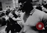 Image of School racial integration street fights Little Rock Arkansas USA, 1957, second 6 stock footage video 65675029483