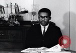 Image of Daisy Bates and Ernest Green of Little Rock Nin Little Rock Arkansas USA, 1963, second 2 stock footage video 65675029485