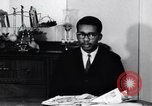 Image of Daisy Bates and Ernest Green of Little Rock Nin Little Rock Arkansas USA, 1963, second 3 stock footage video 65675029485