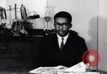 Image of Daisy Bates and Ernest Green of Little Rock Nin Little Rock Arkansas USA, 1963, second 4 stock footage video 65675029485