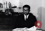 Image of Daisy Bates and Ernest Green of Little Rock Nin Little Rock Arkansas USA, 1963, second 5 stock footage video 65675029485