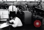 Image of bulb factory Little Rock Arkansas USA, 1963, second 3 stock footage video 65675029487