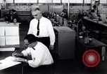 Image of bulb factory Little Rock Arkansas USA, 1963, second 5 stock footage video 65675029487