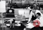 Image of bulb factory Little Rock Arkansas USA, 1963, second 10 stock footage video 65675029487