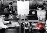 Image of bulb factory Little Rock Arkansas USA, 1963, second 12 stock footage video 65675029487