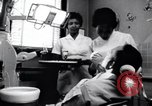 Image of Negro dentist Little Rock Arkansas USA, 1963, second 3 stock footage video 65675029491