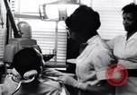 Image of Negro dentist Little Rock Arkansas USA, 1963, second 8 stock footage video 65675029491