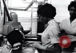 Image of Negro dentist Little Rock Arkansas USA, 1963, second 9 stock footage video 65675029491