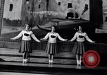 Image of cheer leaders Little Rock Arkansas USA, 1963, second 2 stock footage video 65675029493
