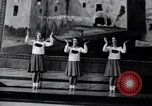 Image of cheer leaders Little Rock Arkansas USA, 1963, second 4 stock footage video 65675029493