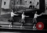 Image of cheer leaders Little Rock Arkansas USA, 1963, second 8 stock footage video 65675029493