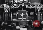 Image of AME church service in Little Rock Little Rock Arkansas USA, 1963, second 7 stock footage video 65675029497