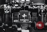 Image of AME church service in Little Rock Little Rock Arkansas USA, 1963, second 8 stock footage video 65675029497