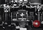 Image of AME church service in Little Rock Little Rock Arkansas USA, 1963, second 9 stock footage video 65675029497