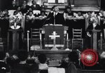 Image of AME church service in Little Rock Little Rock Arkansas USA, 1963, second 11 stock footage video 65675029497