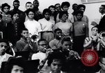 Image of African American youth orchestra and chorus Arkansas United States USA, 1968, second 10 stock footage video 65675029499