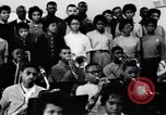 Image of African American youth orchestra and chorus Arkansas United States USA, 1968, second 11 stock footage video 65675029499
