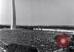 Image of Civil Rights March on Washington Washington DC USA, 1963, second 9 stock footage video 65675029515