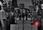 Image of Actor Ossie Davis introducing Burt Lancaster Washington DC, 1963, second 7 stock footage video 65675029518