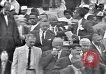 Image of Roy Wilkins Washington DC, 1963, second 1 stock footage video 65675029519