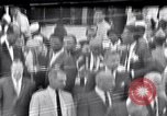 Image of Roy Wilkins Washington DC, 1963, second 3 stock footage video 65675029519