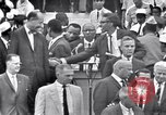 Image of Roy Wilkins Washington DC, 1963, second 4 stock footage video 65675029519