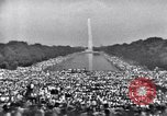 Image of Invocation Washington DC, 1963, second 1 stock footage video 65675029520