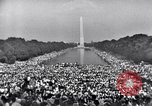 Image of Invocation Washington DC, 1963, second 3 stock footage video 65675029520