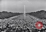Image of Invocation Washington DC, 1963, second 6 stock footage video 65675029520