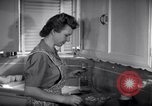 Image of British workers United States USA, 1944, second 9 stock footage video 65675029528