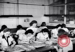 Image of disabled American war production workers Dayton Ohio USA, 1943, second 3 stock footage video 65675029531