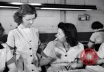 Image of Disabled American workers volunteer during World War 2 labor shortage Dayton Ohio USA, 1943, second 10 stock footage video 65675029531