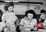 Image of Disabled American workers volunteer during World War 2 labor shortage Dayton Ohio USA, 1943, second 11 stock footage video 65675029531