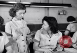 Image of Disabled American workers volunteer during World War 2 labor shortage Dayton Ohio USA, 1943, second 12 stock footage video 65675029531