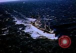 Image of USS Mount Olympus and USS Cacapon Atlantic Ocean, 1950, second 6 stock footage video 65675029537