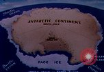 Image of American Navy fleet Antarctica, 1950, second 1 stock footage video 65675029539